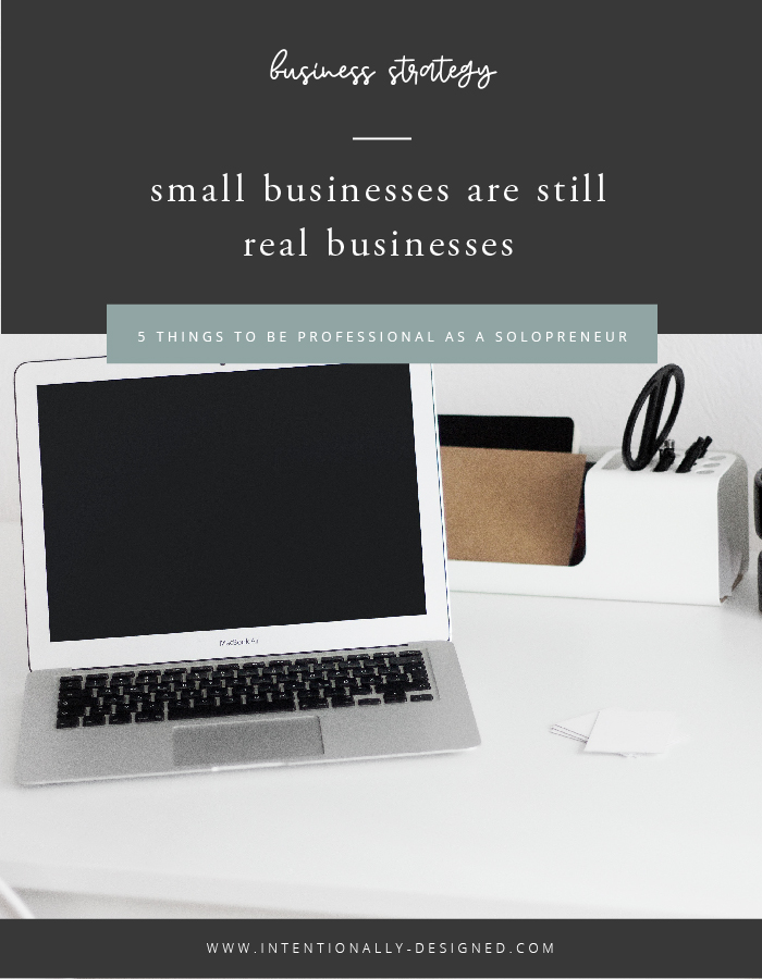 small business professional