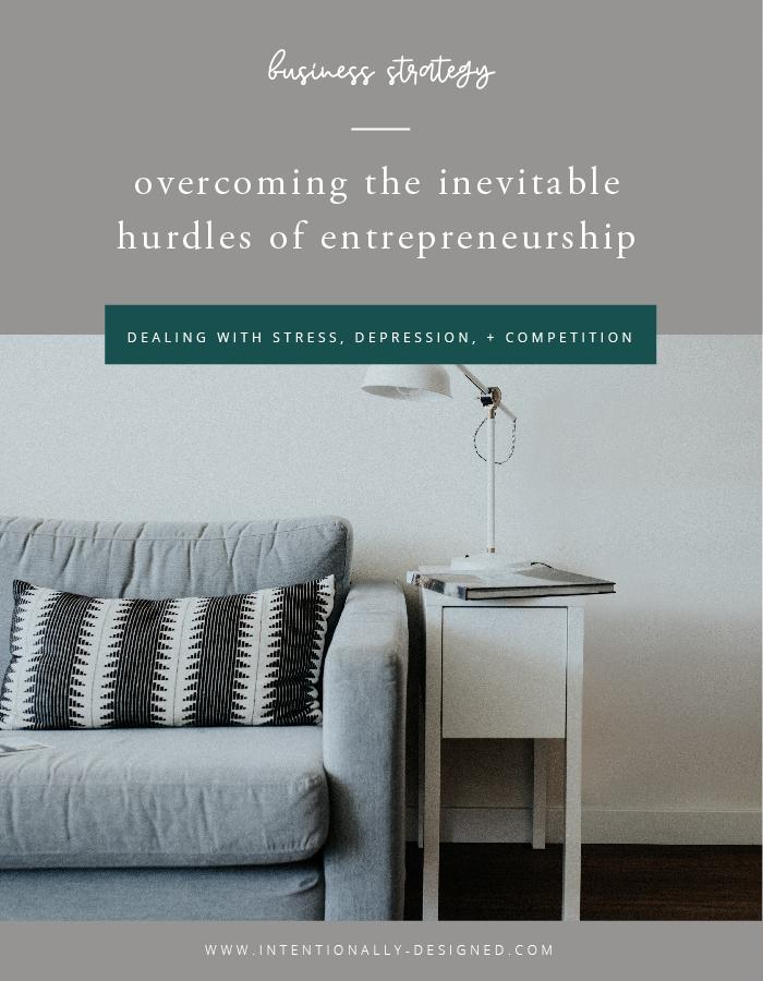 entrepreneurship hurdles
