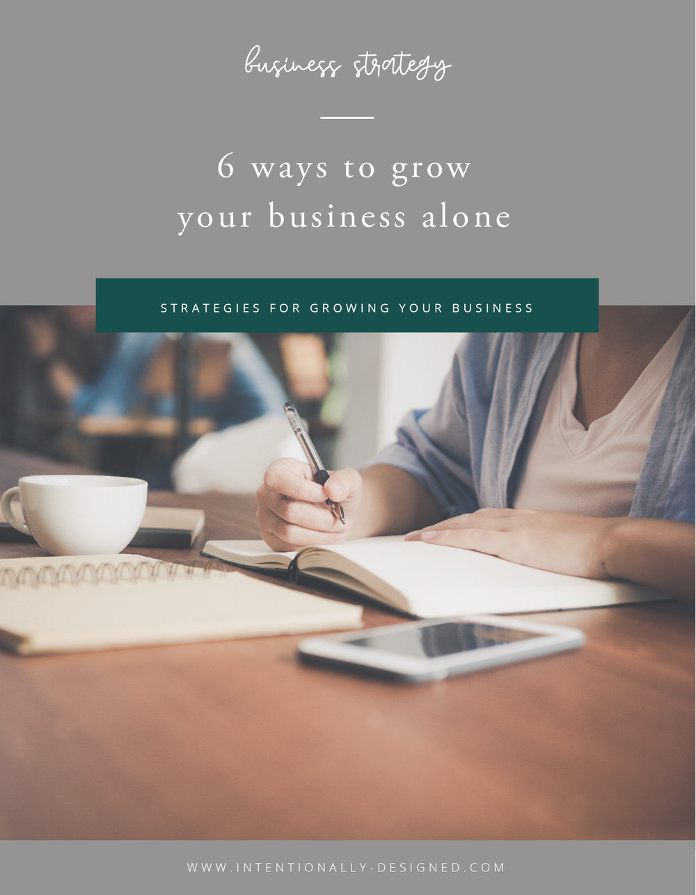 grow your business alone