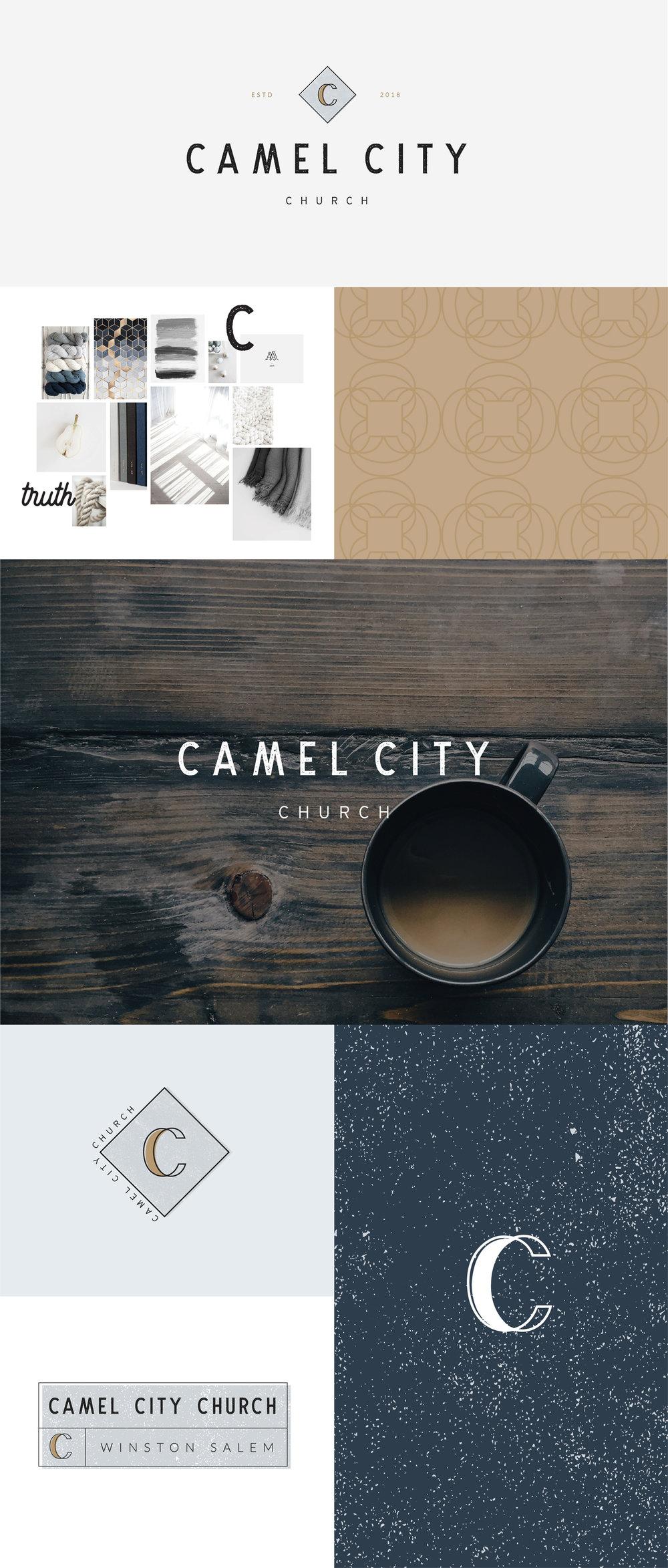 Brand Design + Development