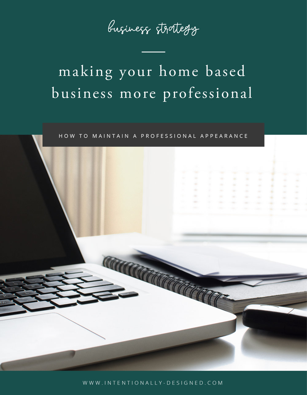 home business look professional