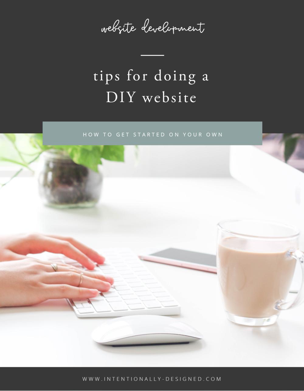 DIY website