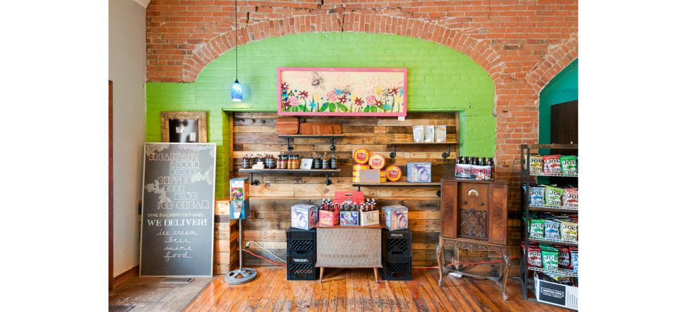 Café Ollie, Ypsilanti