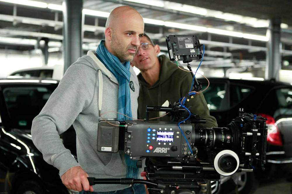 Working with Cinematographer Paolo Ferrari A.I.C.
