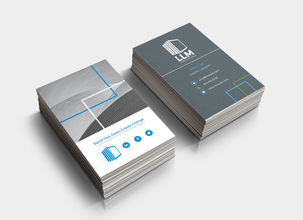LLM Business Cards