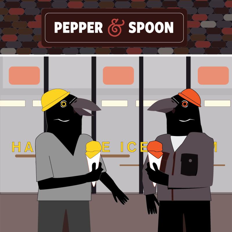 Pepper & Spoon