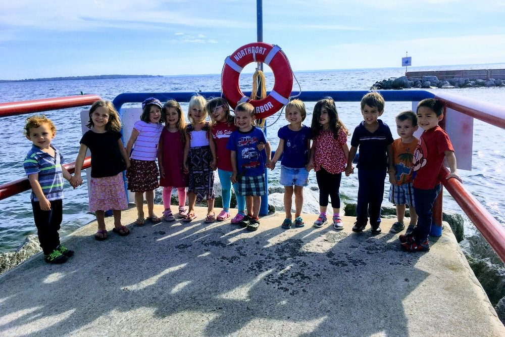 Photo courtesy of the Leelanau Children's Center, 2017