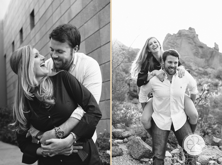 Eyes 2 See Photography Engagement Safari Session Scottsdale Arizona Camelback Mountain