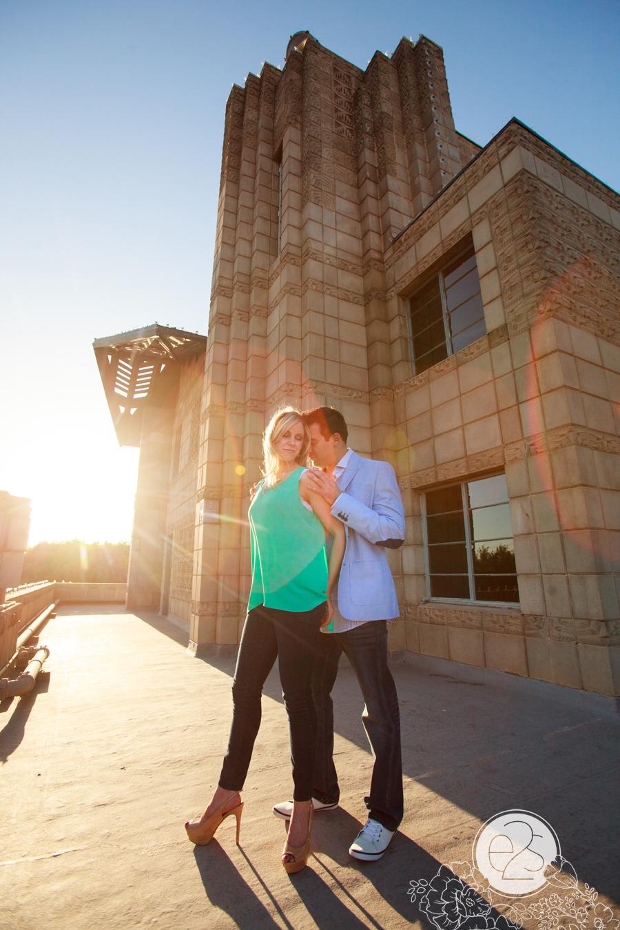 The Arizona Biltmore Engagement Photography Phoenix Wedding Photography