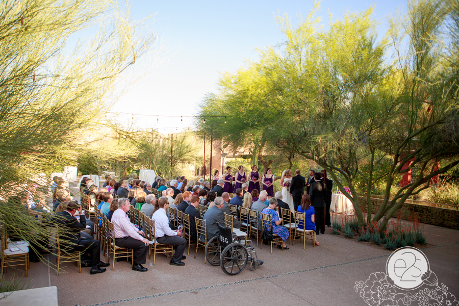 Eyes 2 See Photography Wedding Botanical Garden Scottsdale Arizona Adam & Sara