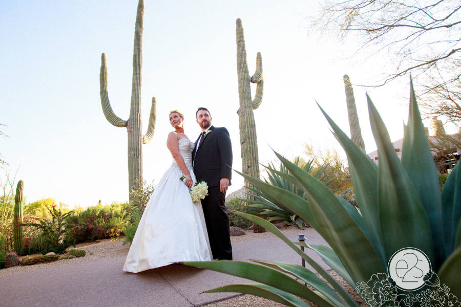 Scottsdale Arizona Wedding The Four Seasons at Troon North Eyes 2 See Photography