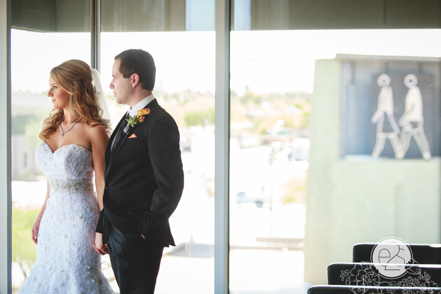 Phoenix Art Muesum Wedding Photography Summer Wedding