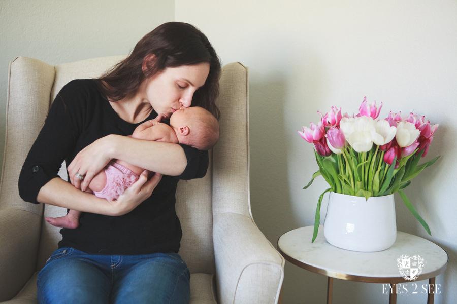 AZ Phoenix Arizona Girl Baby Portrait Photography