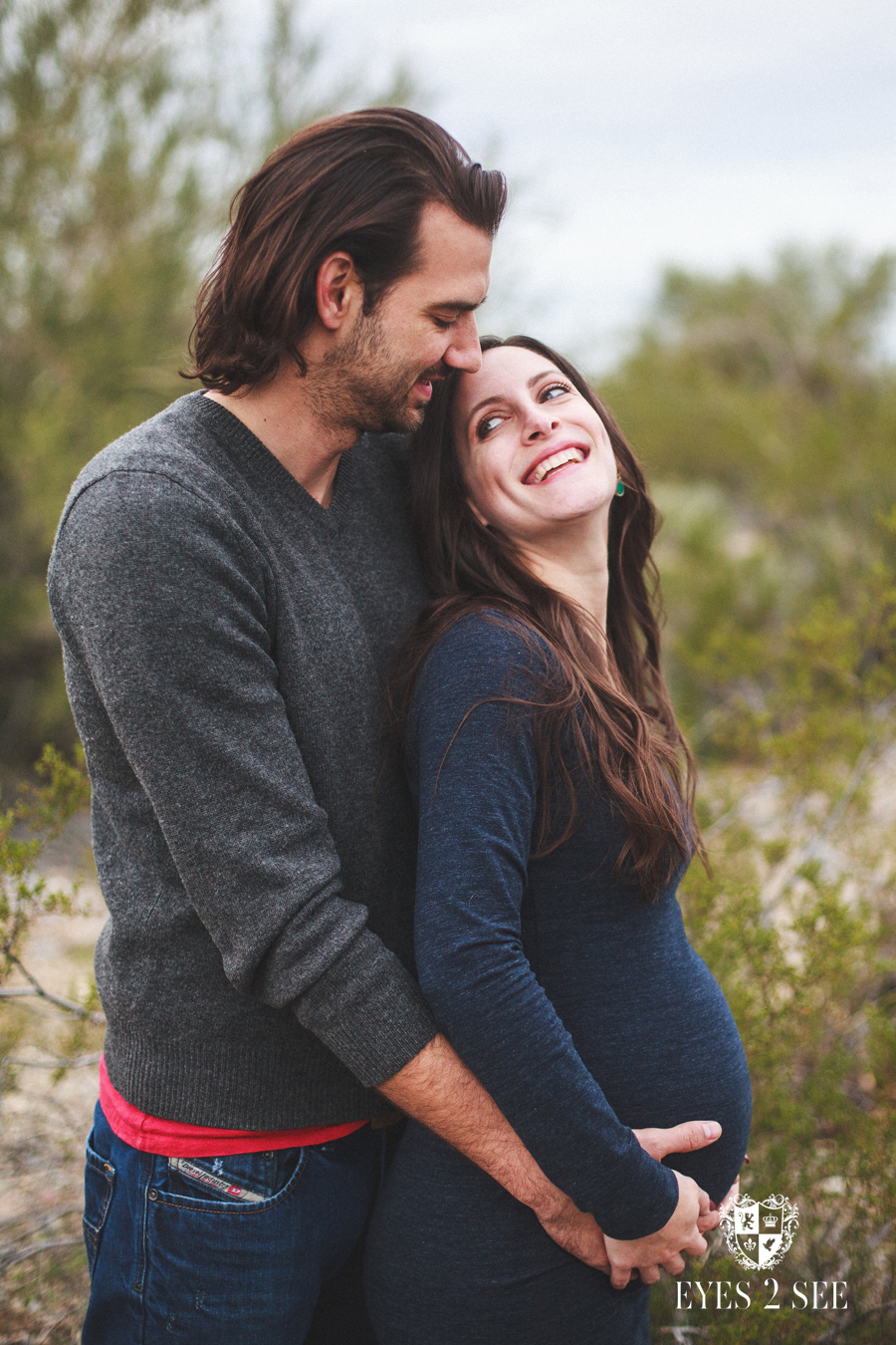 AZ Scottsdale Maternity Portrait Photography