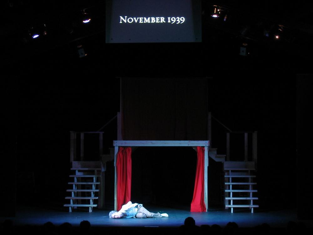The Death of Meyerhold (2003)