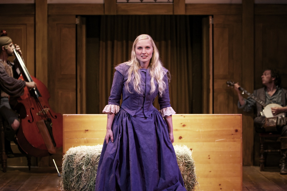 """Each of Jackson's ten characters, played by a compelling cast, is complex, full of foibles and desires… It's a bold and effective choice by Jackson to frame the play through the perspective of Tryal Pore, precisely the kind of person history tends to leave out. When she calls out her parents for pretending to be religious in public, or castigates her lover for failing to treat her in accordance with his lofty ideals, she does so with all the righteous force of an underdog giving history's fat cats their long-due comeuppance.""      SF WEEKLY"