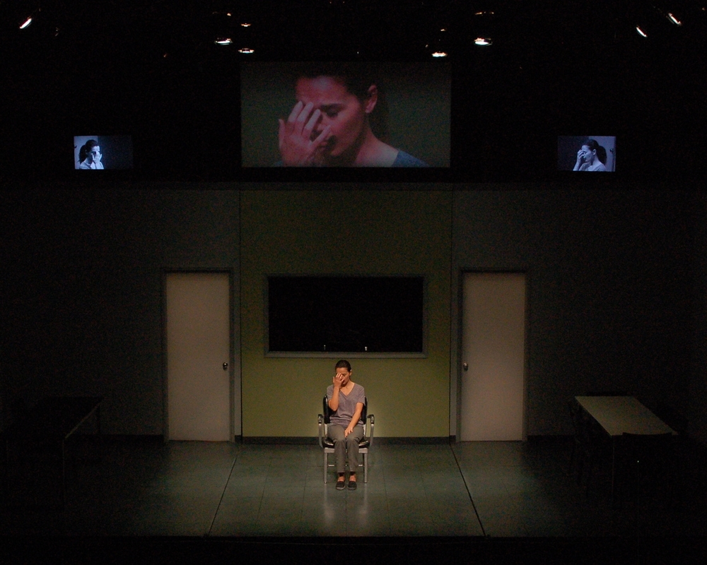 """Adapter and director Mark Jackson has made Friedrich Schiller's vintage play  Mary Stuart  into a taut religious and political thriller… The show crackles with contemporary sensibilities… It all plays out in bold strokes, flashing lights, masterful video work and incredible direction by Jackson. And the cast is top-notch.""      SAN JOSE MERCURY NEWS"