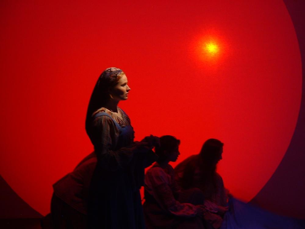 The Caucasian Chalk Circle    American Conservatory Theater MFA 2005