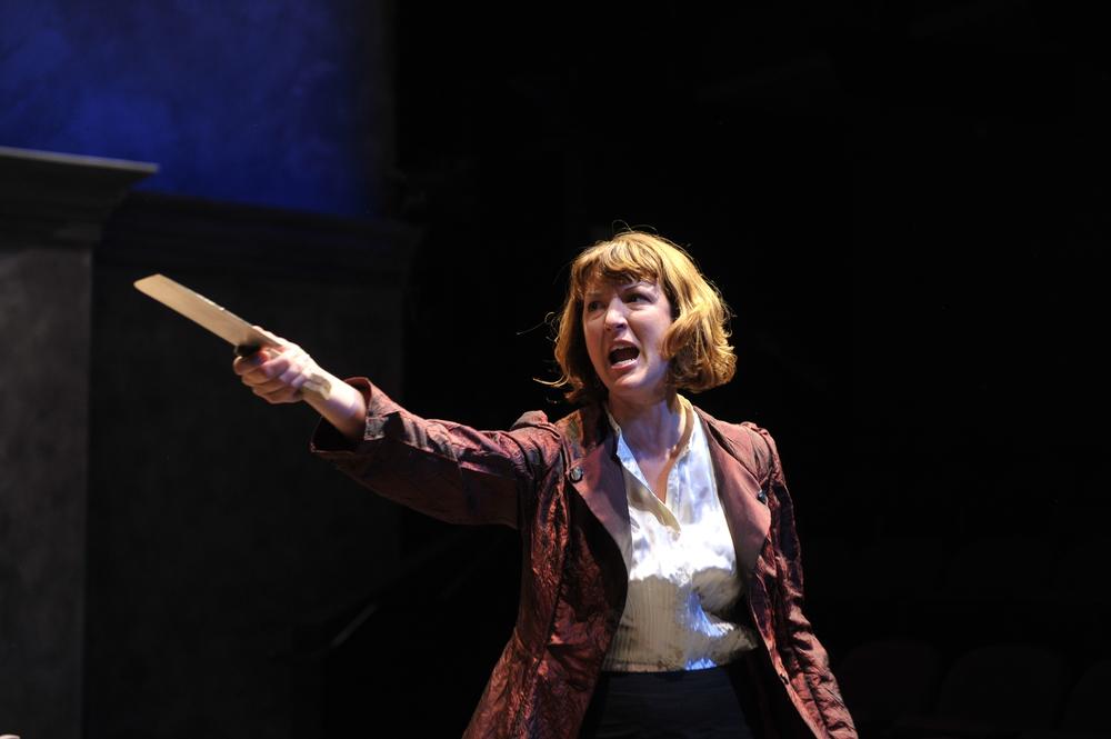 Miss Julie  Aurora Theatre Company 2009