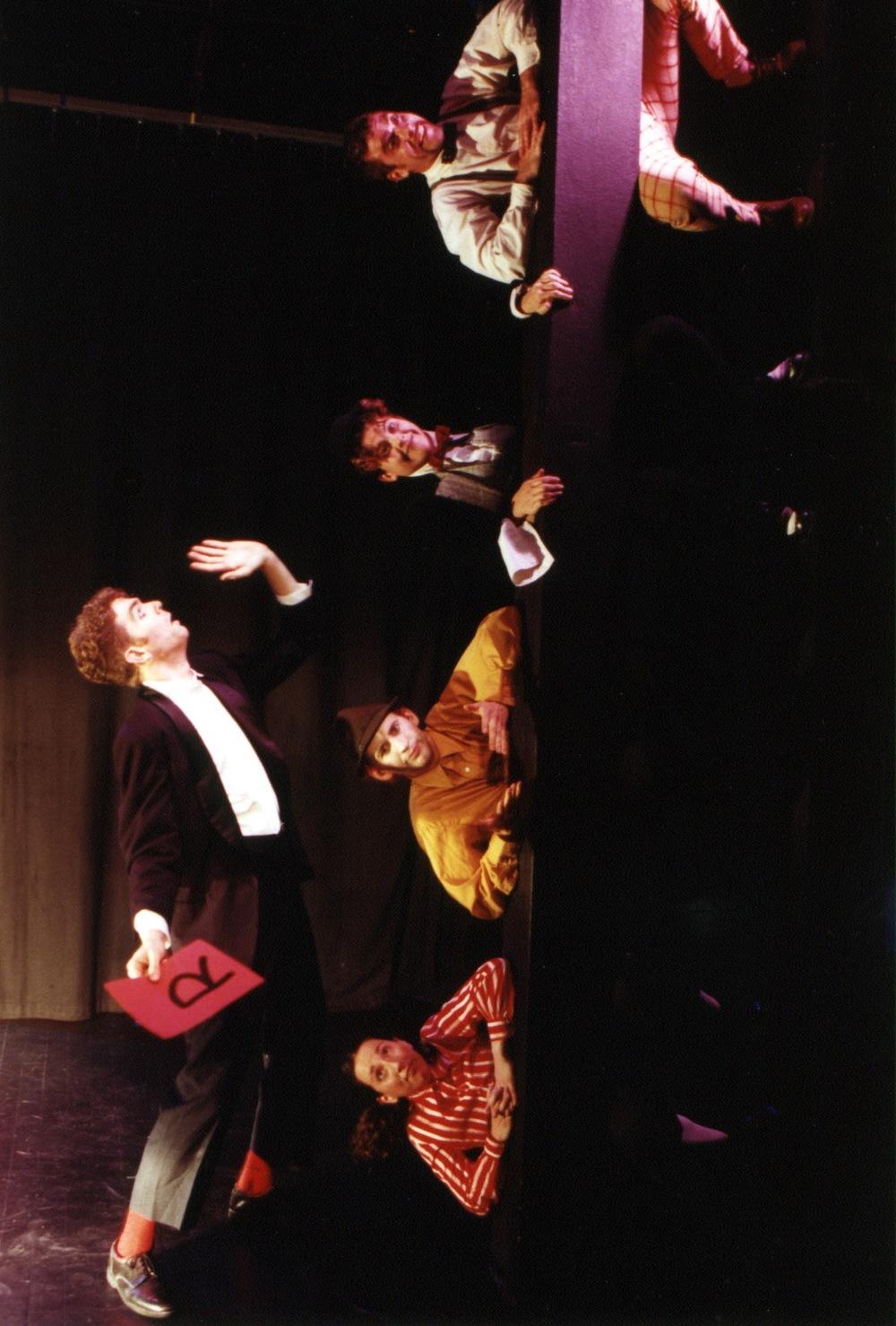 The Lost Plays of Jacques du Bon Temps (2000)