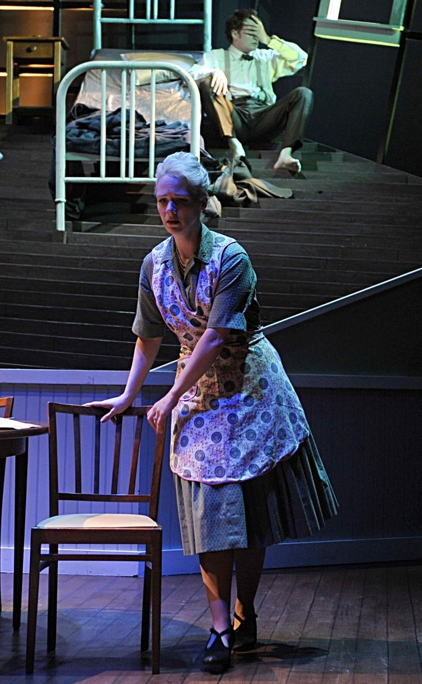 Kafka's Metamorphosis  Aurora Theatre Company 2011