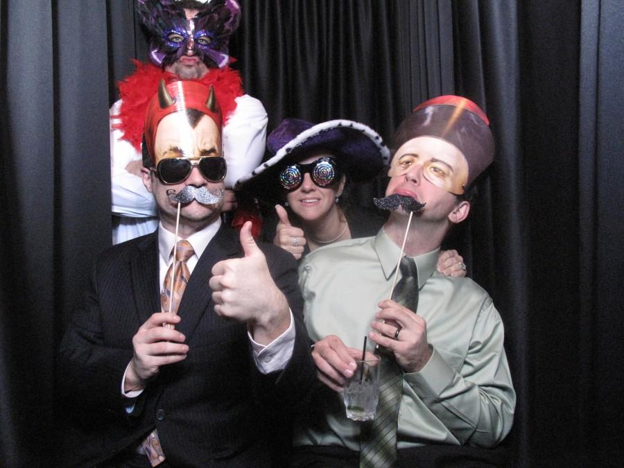 Snapshot Photobooths at Shadowbrook
