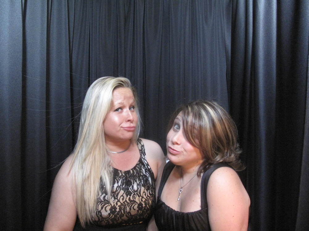 Snapshot Photobooths at the Versailles Ballroom at the Ramada Inn in Toms River