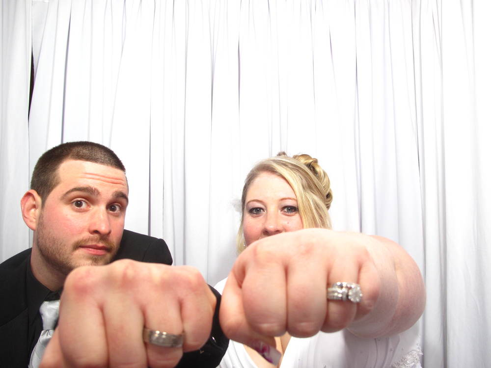Snapshot Photobooths at the Hilton in Woodbridge, NJ