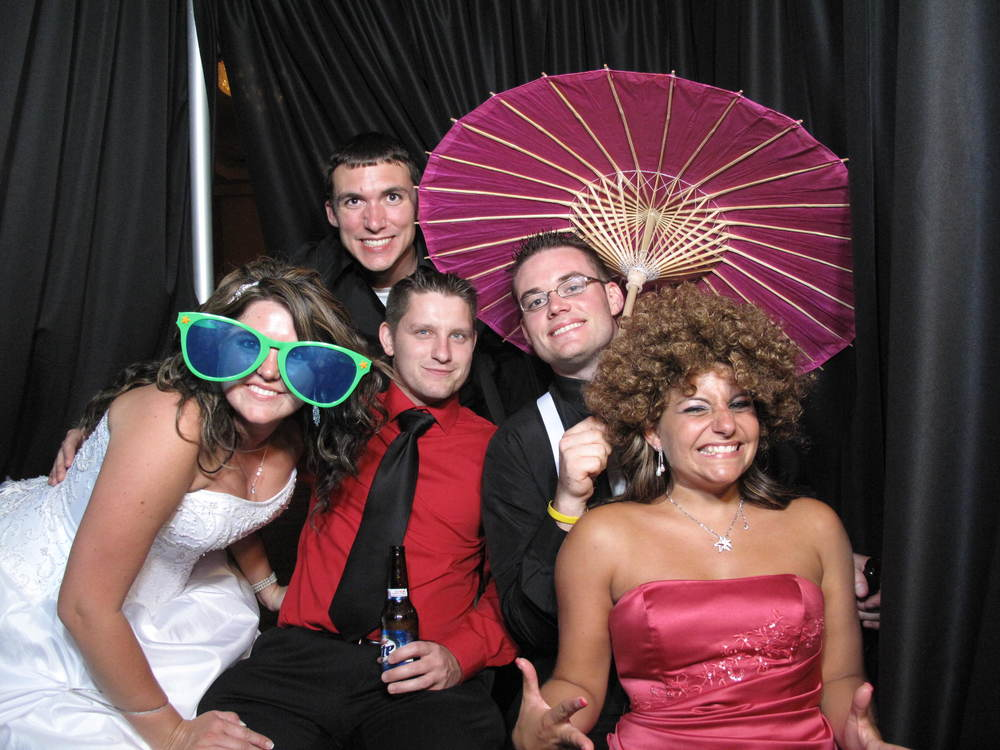 Snapshot Photobooths at Ocean Place in Long Branch, New Jersey