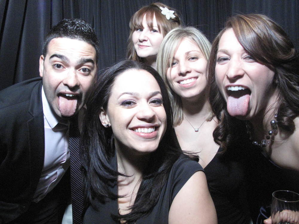 Snapshot Photobooths at the Grand Marquis