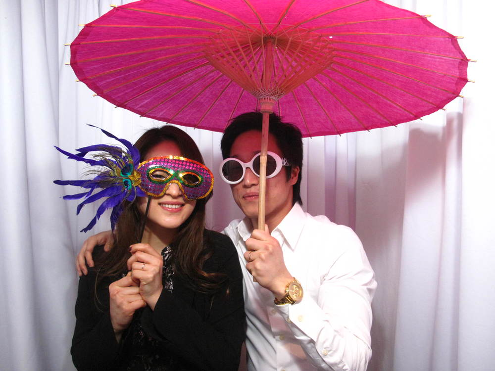 Snapshot Photobooths at the Westmount Country Club