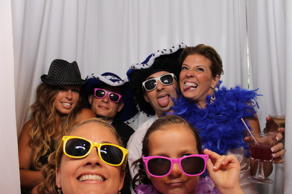 Snapshot Photobooths at Crystal Point Yacht Club