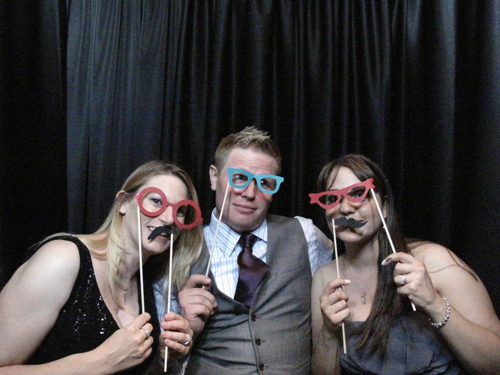 Snapshot Photobooths at Mayfair Farms, West Orange, New Jersey