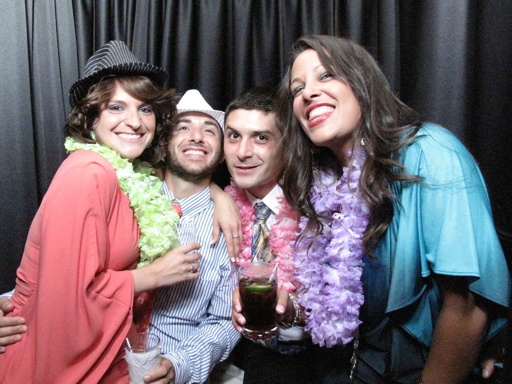 Snapshot Photobooths at Doolans in Spring Lake, New Jersey