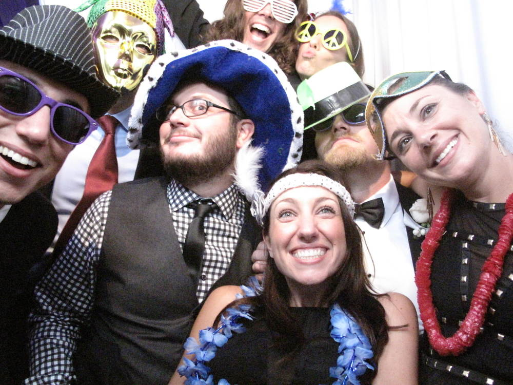 Snapshot Photobooths at Ashford Estate, Allentown, NJ