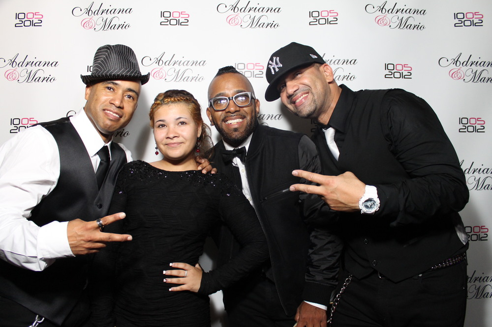Snapshot Photobooths at the Grand Marquis in Old Bridge, New Jersey