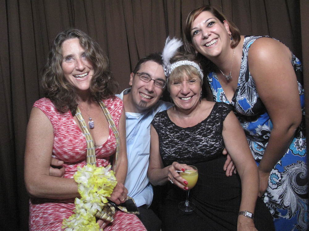 Snapshot Photobooths at The Breakers in Spring Lake, New Jersey