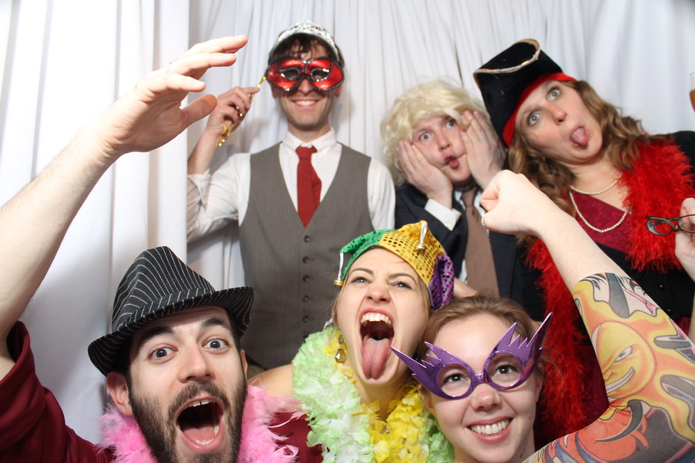 Snapshot Photobooths at The Florentine Gardens in Riverdale, New Jersey