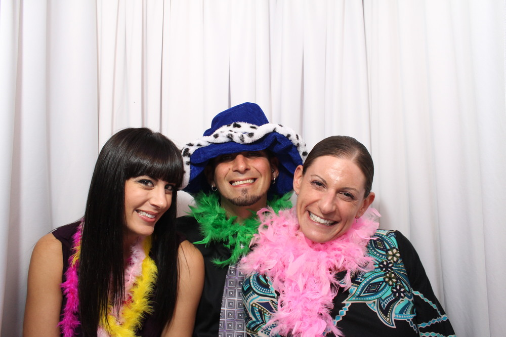 Snapshot Photoboothst at Crystal Point in Point Pleasant, New Jersey