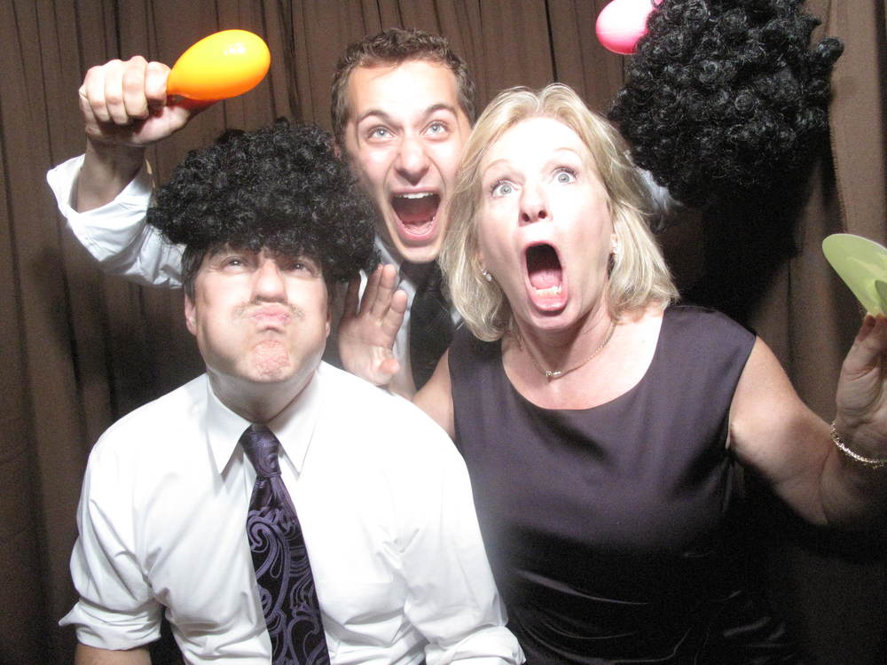 Snapshot Photobooths at the Stone House at Stirling Ridge in Warren, New Jersey