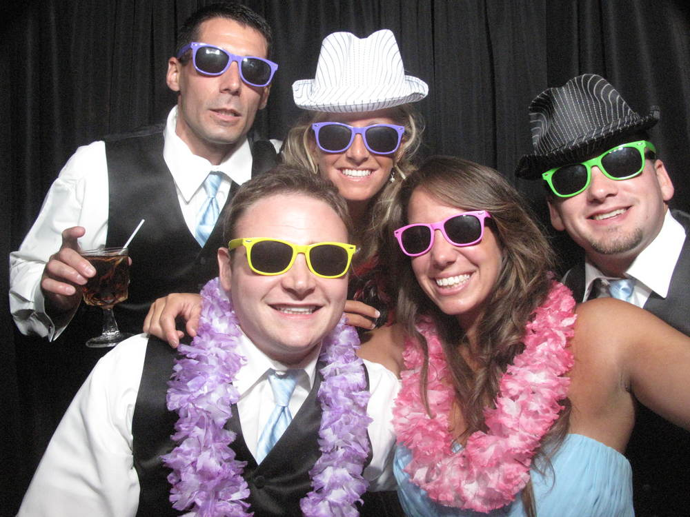 Snapshot Photobooths at Crystal Point Yacht Club in Point Pleasant, New Jersey