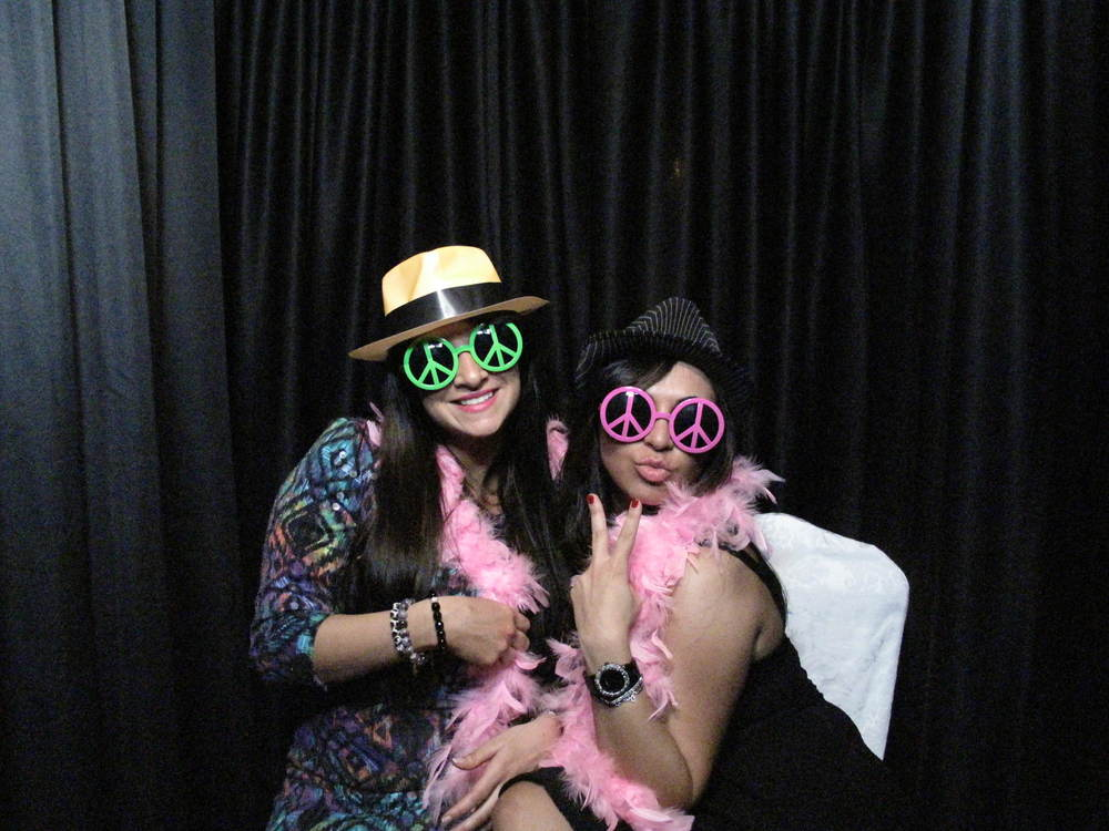 Snapshot Photobooths at El Caribe in Brooklyn, NY