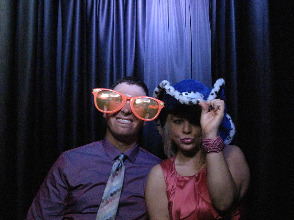 Snapshot Photobooths at the Windsor Ballroom at the Holiday Inn in East Windsor, New Jersey