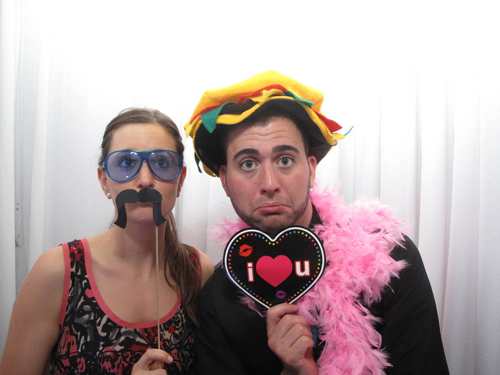 Snapshot Photobooths at Versailles in Toms River, New Jersey