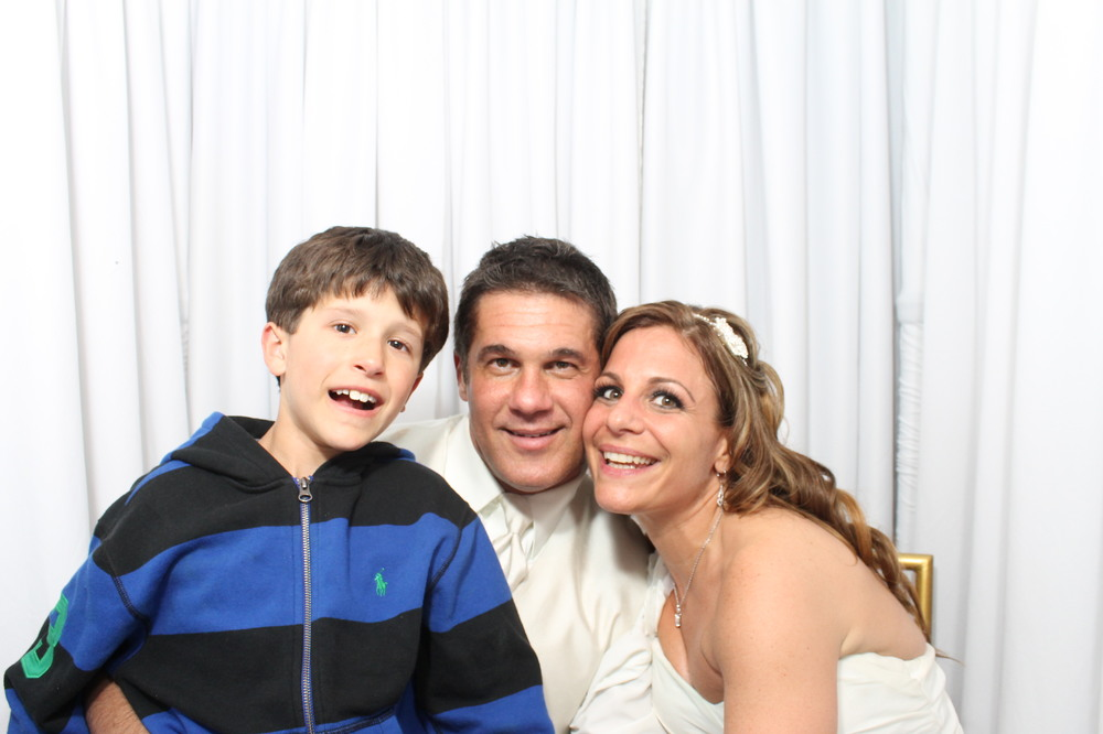 Snapshot Photobooths at Clarks Landing in Point Pleasant, New Jersey