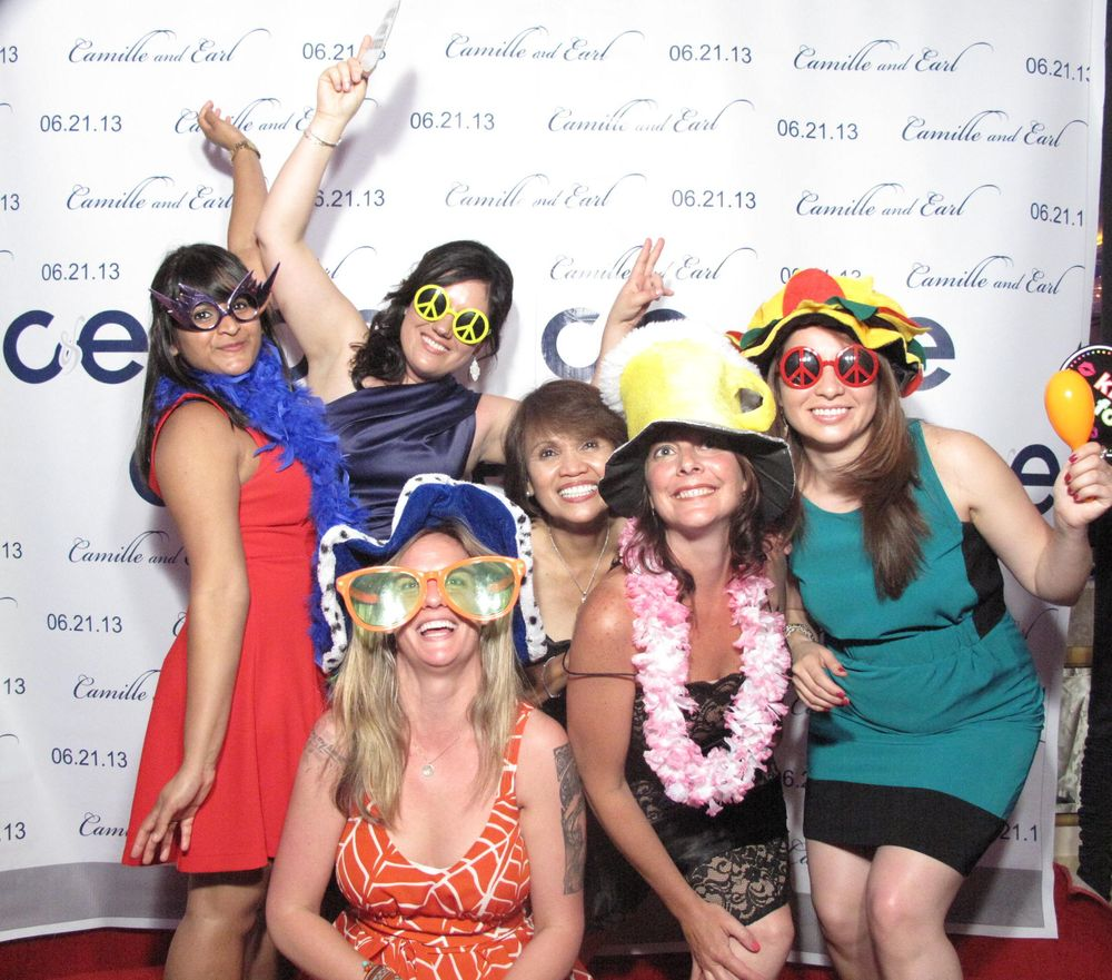 Snapshot Photobooths at the Grove in Cedar Grove, New Jersey