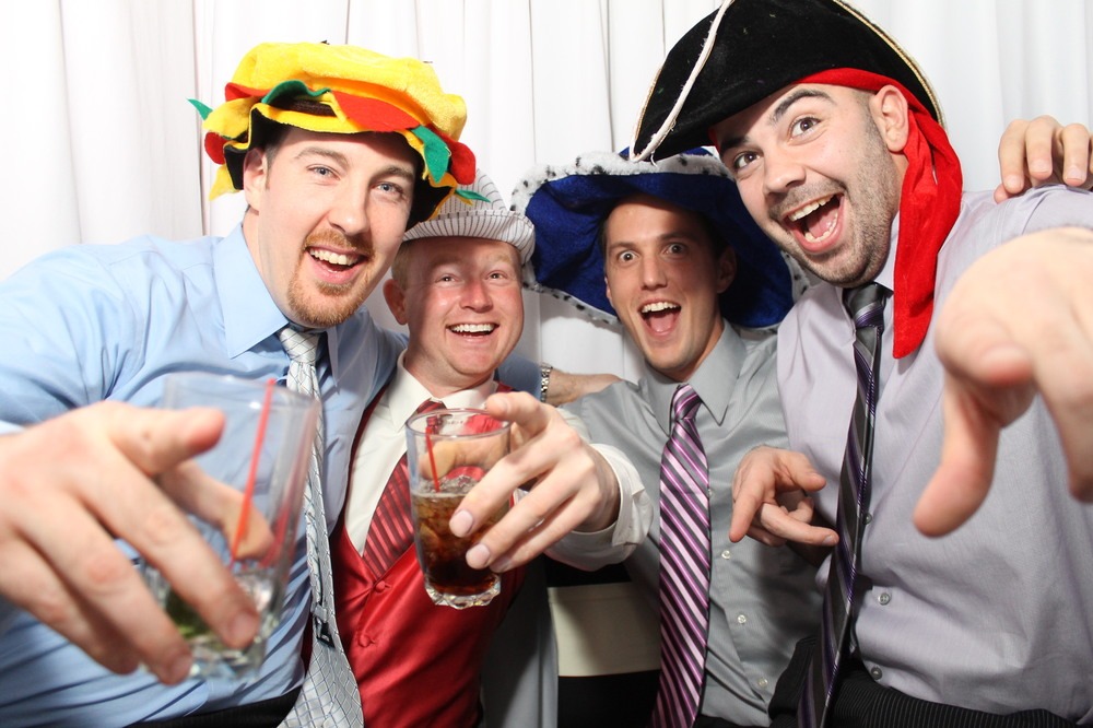 Snapshot Photobooths at Versailles Ballroom at the Ramada Inn in Toms River, New Jersey