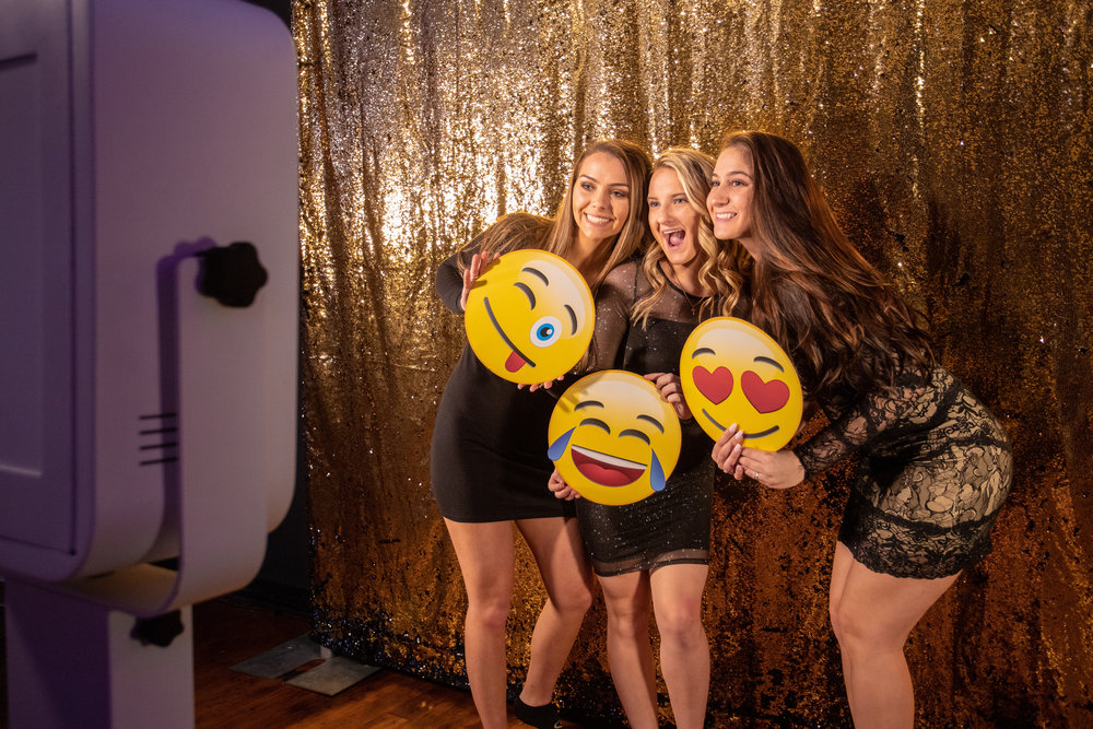 Sweet 16 photobooth