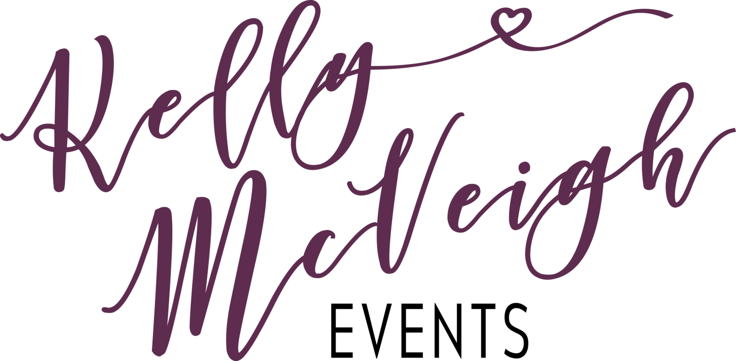 Kelly McVeigh Events