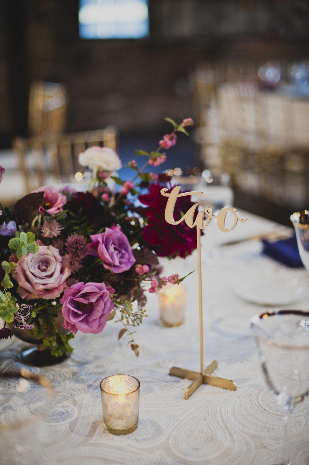 Industrial Glam Brooklyn Wedding by Kelly McVeigh Events